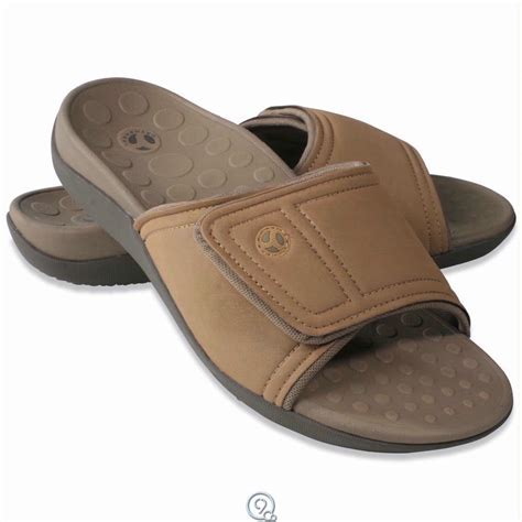 sandals for plantar fasciitis s orthaheel plantar fasciitis khaki sandals shoes size 7