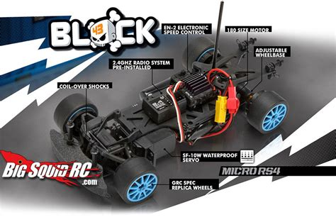wheels racer micro car hpi racing ken block micro rs4 171 big squid rc rc car and