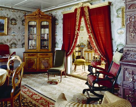 16 ideas of victorian interior design