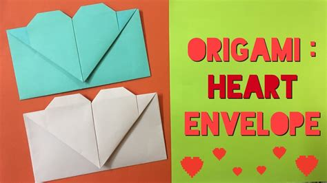 How To Make An Envelope From A Sheet Of Paper - how to make a paper envelope from a4 sheet easy
