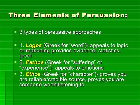 3 Types Of Essay by Persuasive Writing