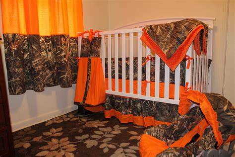 Camo Crib Bumper by Camo Just Add Baby Complete Nursery 13 Pc Crib Bedding Set