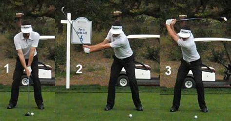 left handed golf swing mechanics 2014