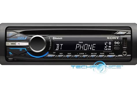 Sony Mex 1gp Cd Player With Built In Mp3 Memory At Crutchfield Sony Mex Bt39uw Car Stereo Usb Ipod Cd Player With Bluetooth Radio Receiver Ebay