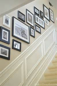 Staircase Wall Decor by 25 Best Ideas About Staircase Wall Decor On