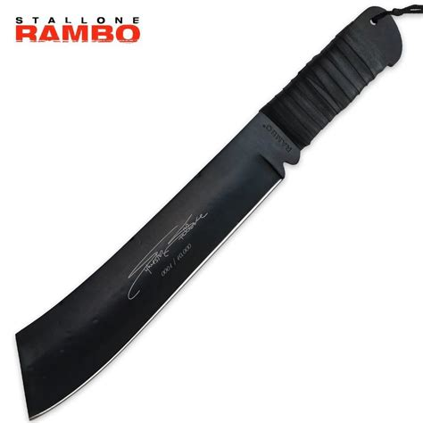 rambo iv machete review how does it perform