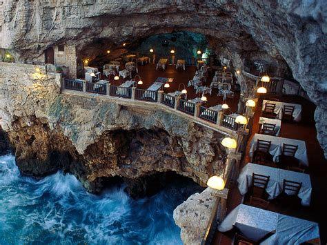 the cliff restaurant italy the view from this italian cliffside restaurant is worth