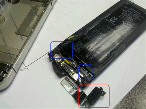 iphone battery layout iphone 4 30 pin connector wiring diagram 3 pin fan