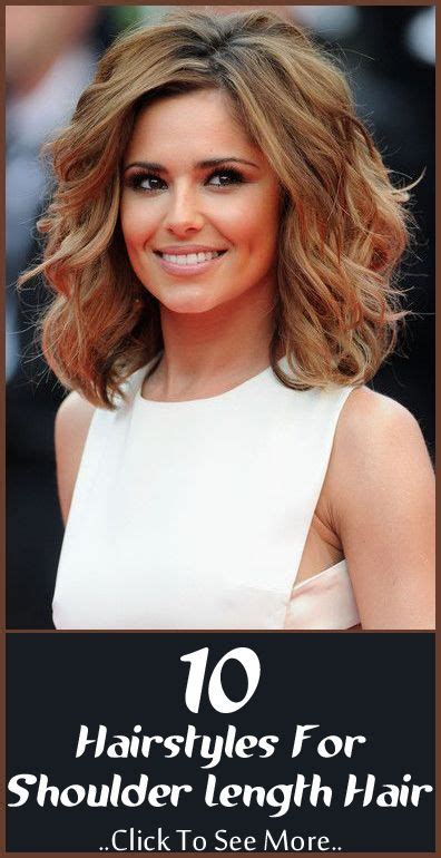 top 10 most glamorous wavy hairstyles for shoulder length beautiful shoulder length wavy hairstyle short hairstyle