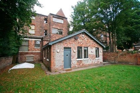 brick tiny house tiny house in a didsbury back garden can be yours for 163