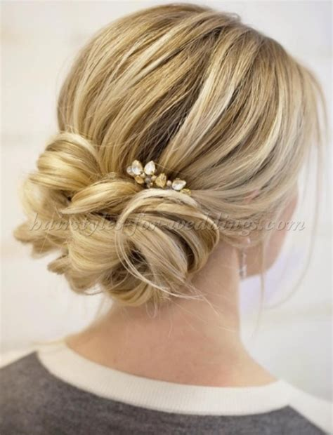Wedding Hair Side Bun Pictures by Low Bun Wedding Hairstyles Low Bun Hairstyle For Brides