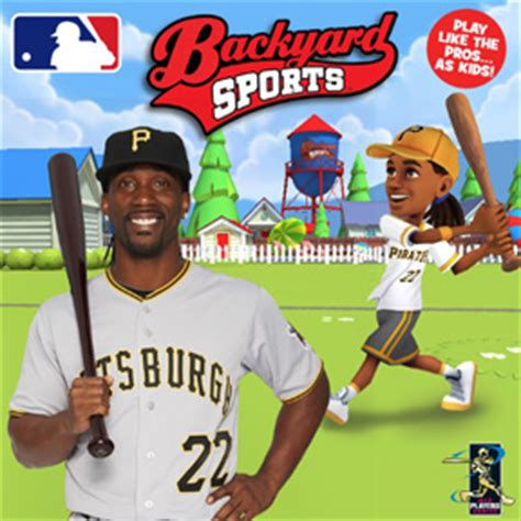 backyard sports books day 6 partners with andrew mccutchen for backyard sports