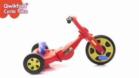 Grow N Up Qwikfold Cycle Trike 1013 grow n up qwikfold 174 cycle trike