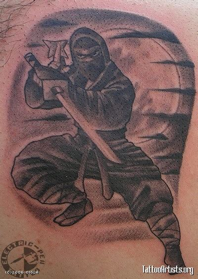 japanese tattoo ninja ninja warrior tattoo artists org