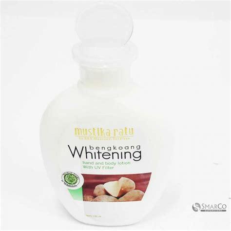 Harga Mustika Ratu Whitening detil produk mustika ratu hbl whitening mr kb 150 ml
