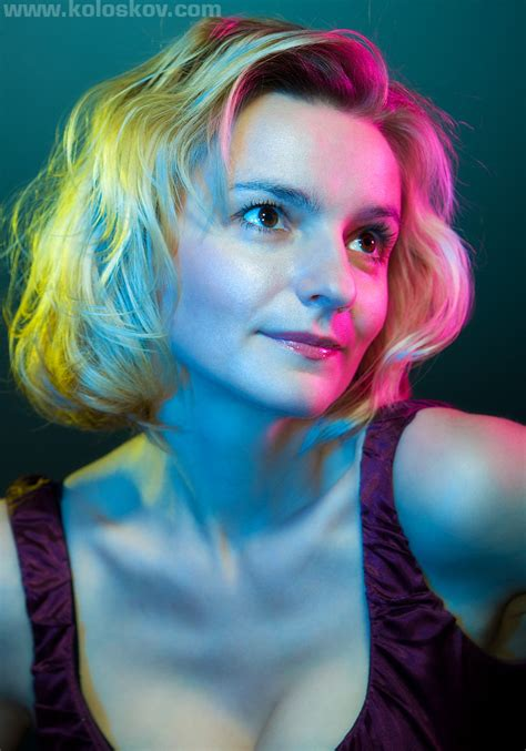 Portrait Photography Lighting When One Color Is Not Enough