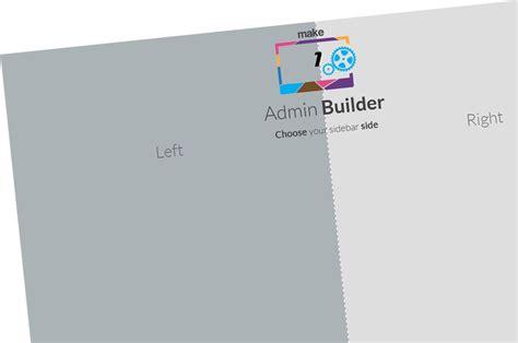 make theme admin make bootstrap admin template
