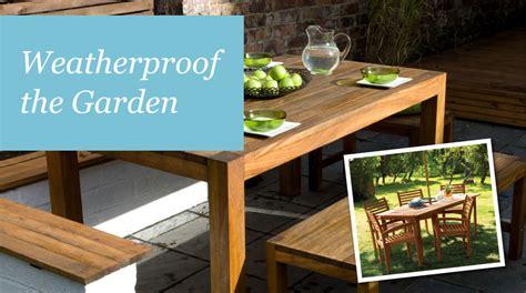 Weatherproof The Garden Sadolin Outdoor Wood Furniture Protection