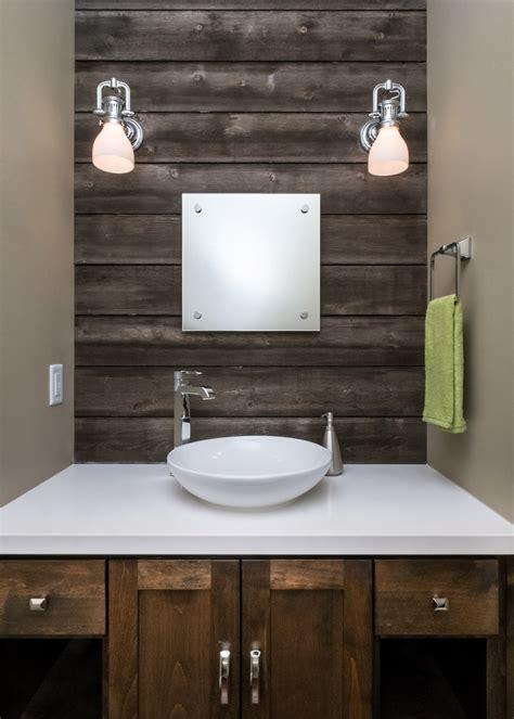 reclaimed wood bathroom luxurious multi level house with elevator and custom
