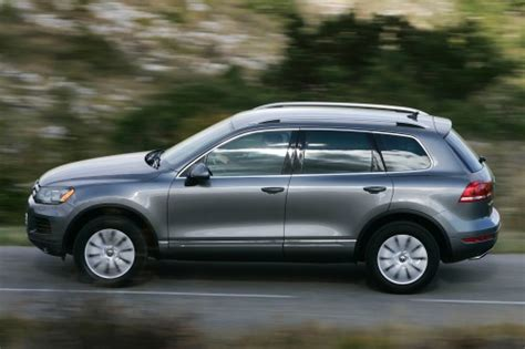 2015 Volkswagen Suv by 2014 Volkswagen Touareg Suv Performance New Suv Cars