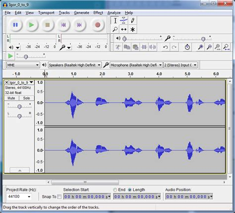 Format Audio Raw | how to convert wav to raw format using audacity