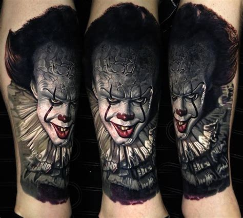 the new it trailer is here tattoo life