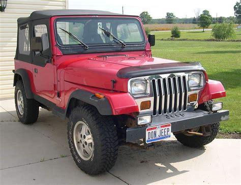 Jeep Wrangler Club Jeep Wrangler Yj