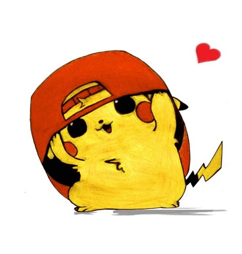 cute pikachu drawing images for gt cute pokemon pikachu