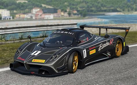 zonda r italy luxury sports car racing project cars hd