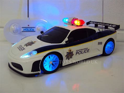 Steuer Auto by Radio Remote Car Sirens