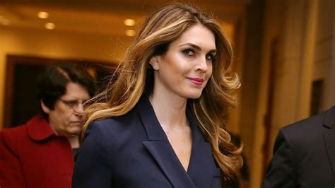 hope hicks congress hope hicks arrives for house intel interview thehill