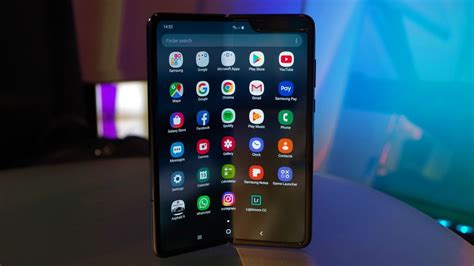 samsung galaxy fold review early verdict we re sold on the fold t3