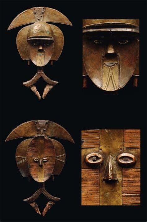Masker Di Guardian de 78 b 228 sta mahongue reliquary guardian gabon bilderna p 229 afrika mascaras och