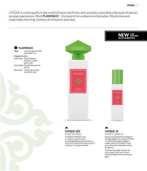 Utique Collection Ruby utique federico mahora perfume fm cosmetics perfume