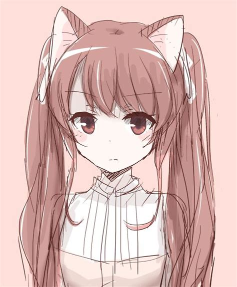Anime Neko by Kawaii Neko Anime Fairytail
