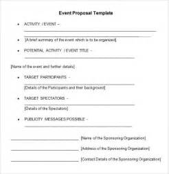 Event Quote Template by Sle Event Template 21 Free Documents In Pdf
