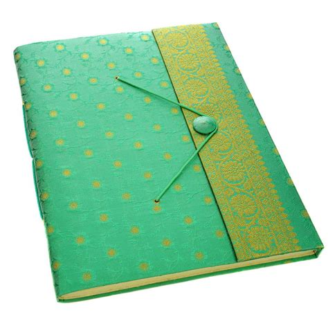 Handmade Paper Photo Albums - handmade sari photo albums by paper high