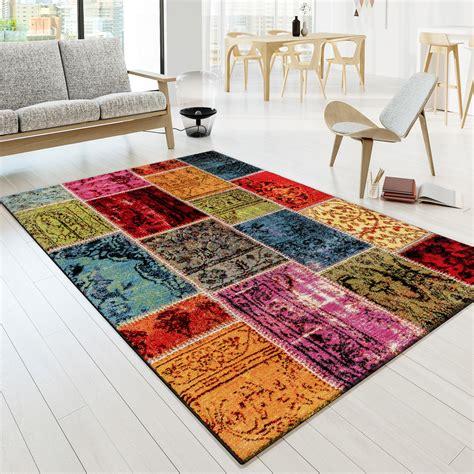 Teppiche Patchwork by Beautiful Teppich Wohnzimmer Bunt Gallery Ideas Design