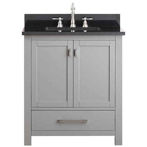 30 Inch Vanity Avanity Modero Single 30 Inch Traditional Bathroom