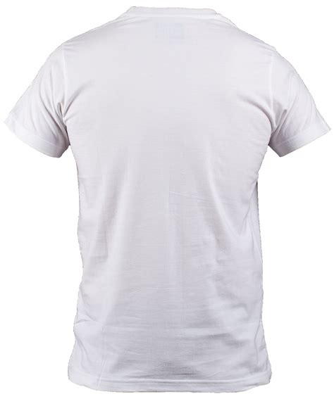 Kaos T Shirt Chion Basic C Logo white shirt back artee shirt