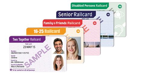 Can U Get Money Off A Gift Card - railcards train tickets discounts redspottedhanky com