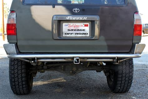Toyota 4runner Rear Bumper Toyota 3 4runner Rear Bumper