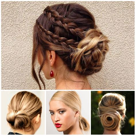 long hair buns for late 30 year old latest bun hairstyle ideas 2017 new hairstyles 2017 for