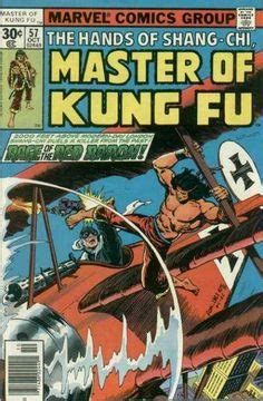 shang chi master of kung fu 130290132x 1940s the golden and book on