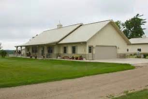 Pole Barn House Designs Morton Home Pole Building Home Barndominium