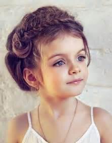 coiffure fillette moderne id 233 es et impressionnantes
