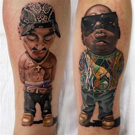 biggie smalls tattoos 1000 ideas about 2pac tattoos on tupac shakur