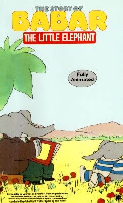 babar all stories the 8416290032 the story of babar the little elephant 1968 edward levitt bill melendez cast and crew