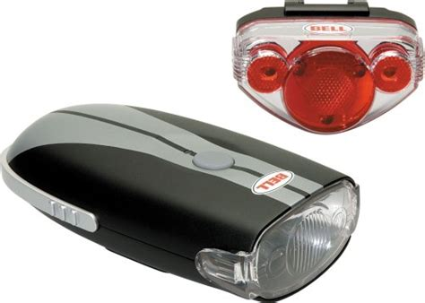 Bell Bicycle Lights by Bell Trail Bicycle Light Set