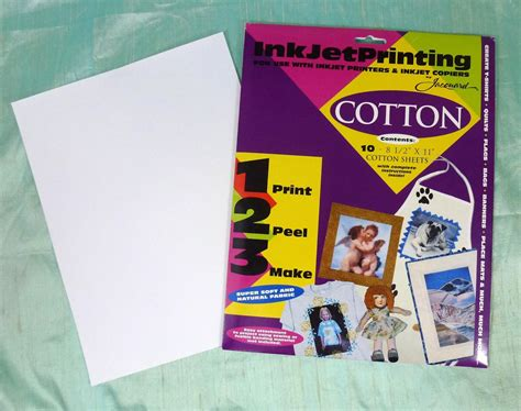 printable fabric paper leslie s art and sew inkjet printing on fabric
